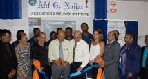 """YTEPP/ Metal X Fabrication and Welding Institute Opens"""